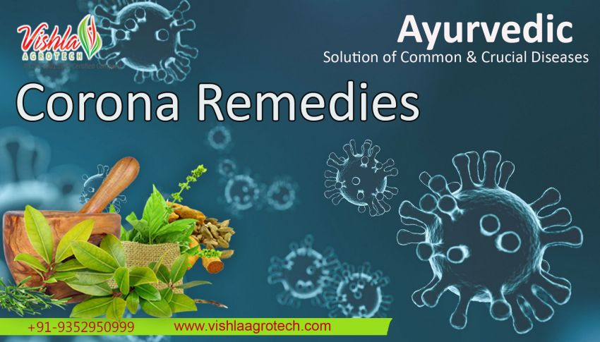 Corona Remedies in Ayurveda