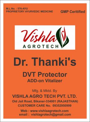 Dr. Thankis DVT Protector Add on Vitalizer