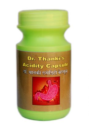 Dr Thankis Acidity Capsule