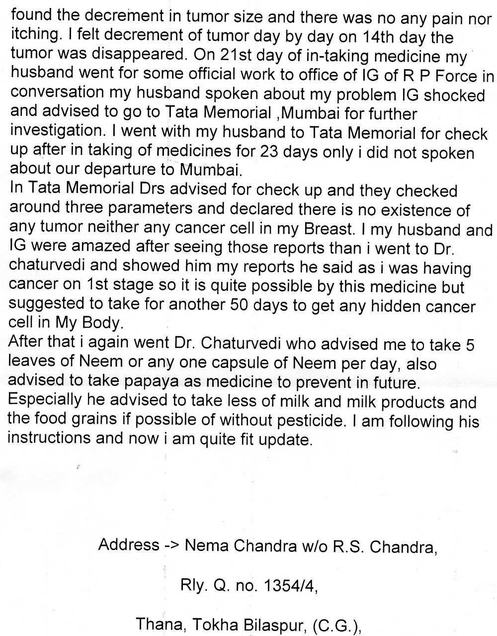 neema-candra-breast-cancer-patient-treatment-8