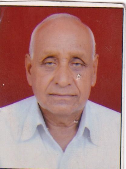 Rameshwar Choudhry-75 Years-Prostate…..